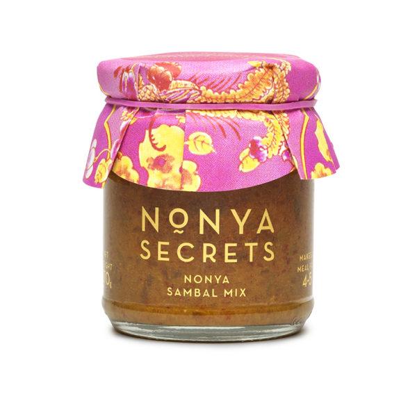 Nonya Sambal Curry Mix