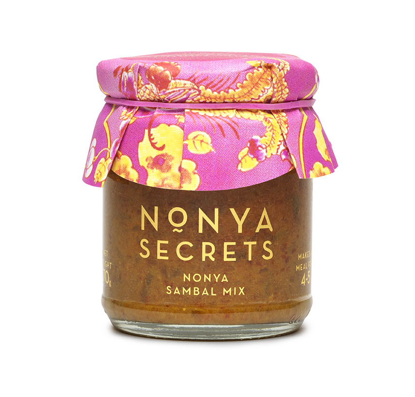 Nonya Sambal Curry Mix